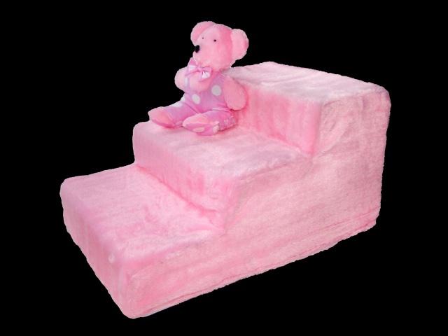 hundeshop hunde hundetreppe yp comfort pink. Black Bedroom Furniture Sets. Home Design Ideas